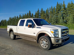 2011 Ford F-350 King Ranch Pickup Truck