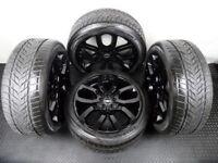 Range Rover evoque r19 alloys