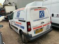 92c8d56529 Peugeot Partner 1.6 eHDi 62reg spares or repairs for sale