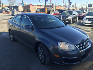 2006 VW Jetta 2.5L Fully loaded,Super Clean car !