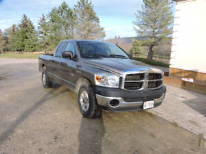 2008 Dodge Power Ram 1500 TRX Pickup Truck