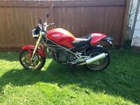 2000 Ducati Monster 900ie. Lots of Upgrades!