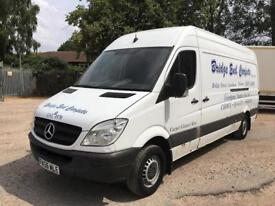 Mercedes Sprinter 311 2.1 Cdi Lwb Panel Van
