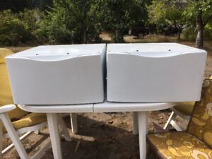 A Pair of Laundry Pedestals