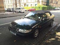 Classic Saab 900 s Auto Cabrio