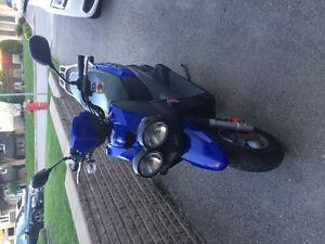 Scooter yamaha BW'S 2012