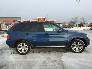 2002 BMW X5 4.4L WINTER READY