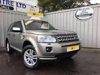Land Rover Freelander 2 2.2Sd4 auto 2012MY XS 4X4