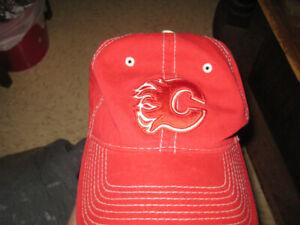 Calgary flames hat