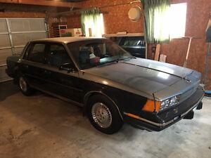 1987 Buick Century Limited 58000km