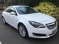 VAUXHALL INSIGNIA ENERGY CDTI ECOFLEX S-S 2016 Diesel Manual in White
