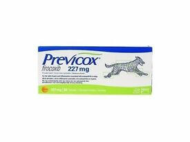 30 Previcox for dogs