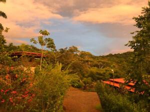 COSTA RICA MAISON À LOUER OJOCHAL DANS LA PÉNINSUDE  DE OSA