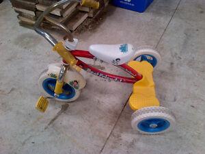 dora try cycle bike