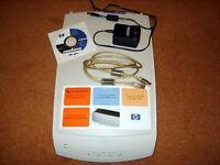 hp scanjet 4400c flatbed scanner