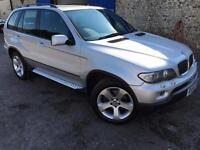 2004 '54' BMW X5 D Sport. Diesel. AUTO. 4x4. Prestige. Superb Car. Px Swap