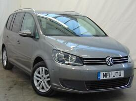 2011 Volkswagen Touran SE TDI Diesel grey Manual