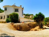 Fabulous 3 Bed Villa with Private Pool - Lliber, Jalon Valley