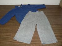 24M Children's Place Fleece Outfit
