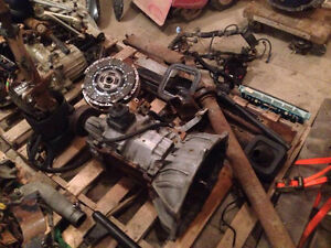 RWD Chevy NV4500 with Complete Swap London Ontario image 1