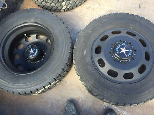 19.5 Ford super duty dually rims