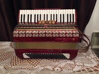 Hohner Virtuola III Piano Accordion