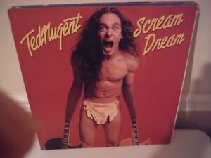 TED NUGENT.,SCREAM DREAM (1980)