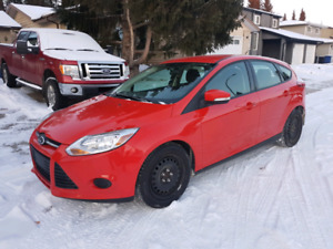 2013 Ford Focus. Must sell!