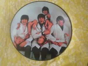 Picture Disc Vinyl LP BEATLES Butcher Cover Yesterday And Today