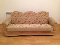 Sofa bed for FREE