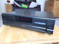 Technics SL-PD887 5-disk rotating CD changer