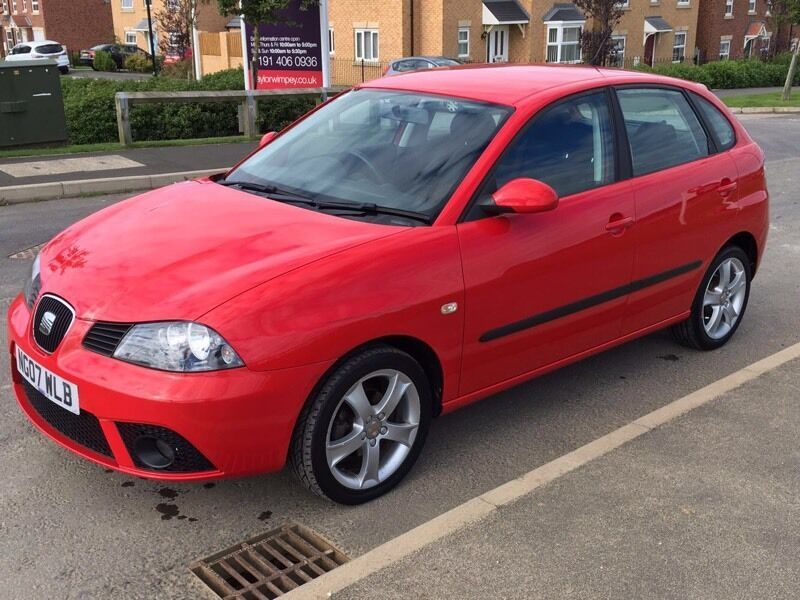 seat ibiza 2007 sport 1 4 36k miles in easington lane tyne and wear gumtree. Black Bedroom Furniture Sets. Home Design Ideas