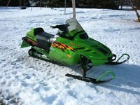 1998 Arctic  Cat ZR 600 Limited Edition