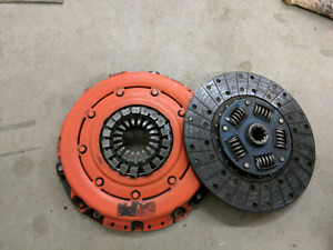 Sbf Mustang 302 Centerforce dualfriction clutch 10000kms of use