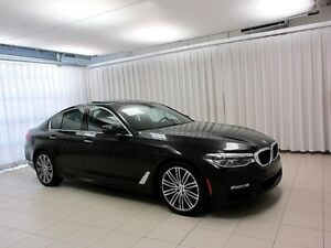 2017 BMW 5 Series DEAL! DEAL! DEAL! MSPORT 530I x-DRIVE  SEDAN w