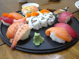 Beginner Japanese Lessons in Piccadilly! (£15-Sushi included! )