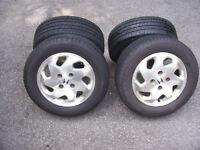 Honda Accord – Tires & Mags (195/65/15)