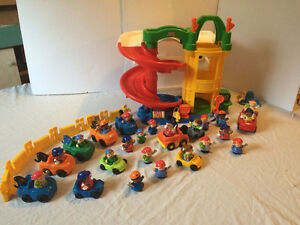 Garage Fisher Price Little People
