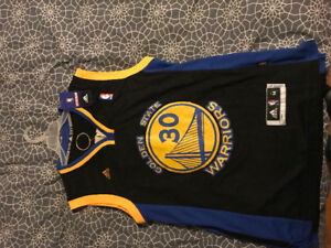 Steph Curry Jersey - Brand New with Tags -Men's Medium