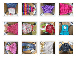 High End/Brand Name Girls Clothes 4/5T