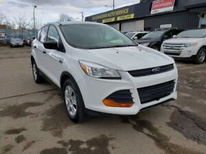 2013 Ford Escape S-ONE OWNER-LOW KM-L