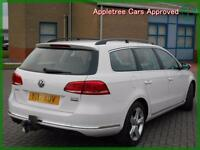 2012 (12) Volkswagen Passat 2.0TDI BlueMotion Tech SE Estate 140 Bhp