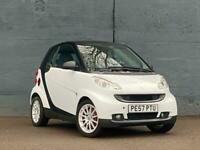 2007 smart fortwo coupe Passion 2dr Auto COUPE Petrol Automatic