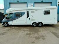 Auto-Trail Frontier Comanche AUTOMATIC with island bed DIESEL AUTOMATIC 2015/15