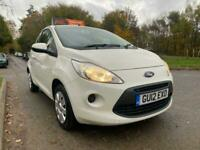 2012 Ford KA 1.2 Edge (s/s) 3dr Hatchback Petrol Manual