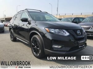 2018 Nissan Rogue AWD SV  - Low Mileage