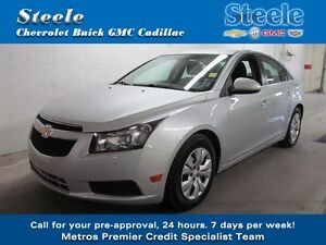 2014 Chevrolet CRUZE LT TURBO !!!
