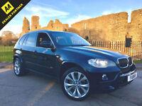 2008 BMW X5 M Sport 3.0d Auto **7 Seater - Top Spec - Pan Roof - Rear DVD FSH**