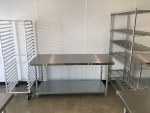 Fraser Health Approved Commercial Commissary Kitchen For Rent
