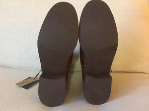 Zara authentic leather ankle boots women size 6 Kitchener / Waterloo Kitchener Area image 5